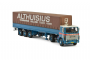 WSI Althuisius SCANIA 1 SERIES 4x2 CLASSIC CURTAIN SIDE TRAILER